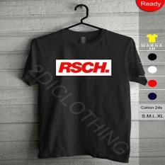 Kaos Distro RSCH Black premium