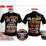 Kaos Rx King Tshirt Rxking Baju Bikers Kings 135 Asli