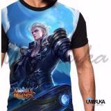 Jual Kaos Sablon 3D Mobile Legend Alucard 01 Umakuka Online
