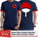 Beli Kaos Sasuke Sharinggan Anime Naruto Online Jawa Tengah
