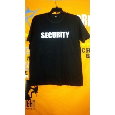 Kaos Security / Baju SECURITY / Oblong SECURITY / T-Shirt SECURITY