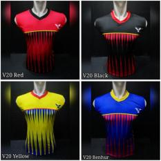 Kaos Singlet Badminton / Bulutangkis Yonex , Victor , Lining