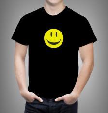 Kaos Smile 2 Uk Anak Dan Dewasa ( 0 - L )