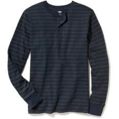 Kaos Sweater Old Navy Long Sleeve Henley Original Big Size Jumbo Xxl - 5A3cad