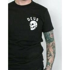 Kaos T-Shirt Baju Oblong Deus