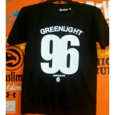 Kaos / T-Shirt / Baju / Oblong GREENLIGHT