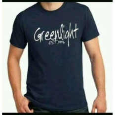 Kaos T Shirt T-Shirt GREENLIGHT Terbaru