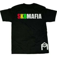Kaos Tshirt Baju Oblong SK8MAFIA