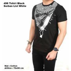 ... distro Sorban Black Lengan Panjang Unik - HitamIDR68000. Rp 68.000. Kaos  Tshirt Black Sorban White - K71hjjIDR68000. Rp 68.000 b61507bde2