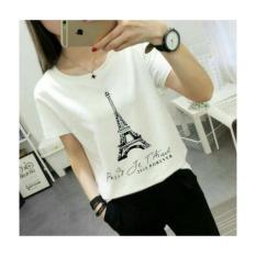 Kaos / Tshirt - PARIS 2058 FOREVER HF065