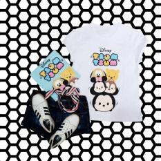 Harga Kaos Tumblr Tsum Tsum Disney Yg Bagus