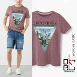 Harga Kaos Twotone T Shirt Okechuku Print Liberty Original
