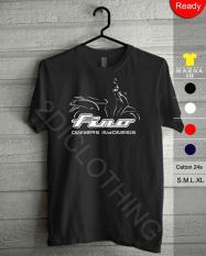 Kaos Yamaha Fino Owner Club Indonesia / Kaos Otomotif Yamaha Fino