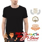 Jual Kaosyes T Shirt Kaos Polos Lengan Pendek The Big J Antik