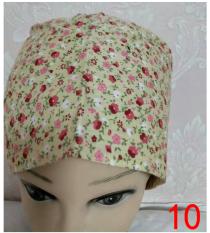 Kapas Dicetak Pria atau Wanita Dokter Gigi Topi Topi (No. 08)IDR81200.