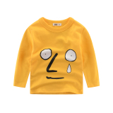 Jual Beli Sayang Model Musim Gugur Musim Semi Dan Gugur Baru Baju Dalaman 3531E Kuning Emas Baru Tiongkok