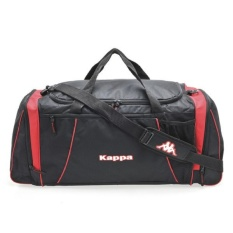 Kappa Gym Bag K6320020b - Black By Kappa Official Store.