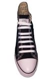 Spek Kappa High Cut Masone Sepatu Sekolah Hitam Kappa