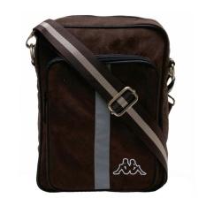 Promo Kappa Kg21L901 Sling Bag Coklat Kappa Terbaru