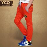 Kasual Celana Panjang Untuk Anak Laki Laki Oranye Diskon Tiongkok