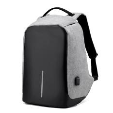 Tas Ransel multifungsi casual perjalanan tas ransel pria Gaya Korea Tren bisnis Tas laptop SMA mahasiswa Tas