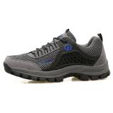 Penawaran Istimewa Sepatu Kain Jala Pria Bersirkulasi Udara Tahan Pakai Anti Selip Santai Abu Abu Sepatu Pria Sepatu Kulit Sepatu Kerja Sepatu Formal Pria Terbaru