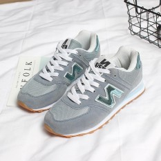 Jual Cepat Kasut Wanita Women Fashion Breathables Mesh Outdoor Sneakers Shoes Intl