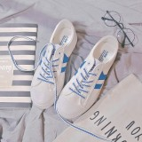 Jual Kasut Wanita Women Fashion Outdoor Sneakers White Shoes Intl Antik