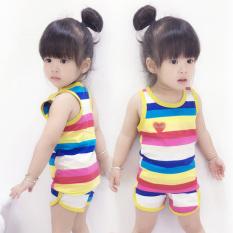 Toko Kapas Bayi Anak Laki Laki Dan Perempuan Rompi Colorful Rompi Jas Murah Tiongkok