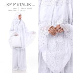 Spek Katun Paris Metalik Multi