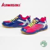 Spesifikasi Kawasaki Bulutangkis Sepatu K 053 Merah Yang Bagus Dan Murah