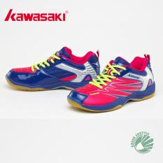 Harga Kawasaki Bulutangkis Sepatu K 053 Merah Yg Bagus