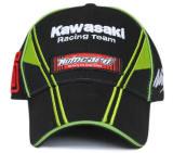 Jual Beli Online Kawasaki Baseball Hat Cap Pria Golf Hat Moto Gp Motorcycle Brand Hitam
