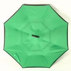 Harga Kazbrella C Brella Upside Down Umbrella Payung Terbalik Payung Ajaib Green Lantern Fullset Murah