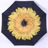 Beli Kazbrella C Brella Upside Down Umbrella Payung Terbalik Payung Ajaib Sunflower Online