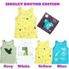 Harga Kazel Singlet Doctor Edition Bayi Modern Dan Spesifikasinya