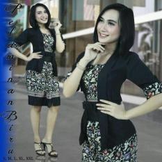 Kebaya Elnira Lengan Pendek