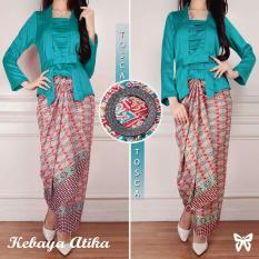 Jual Kebaya Modern Pakaian Wanita Fashionable Ss Atika Tosca Branded Murah