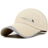 Jual Qiudong Luar Ruangan Laki Laki Hari Topi Baseball Topi Klasik Versi Beige Import
