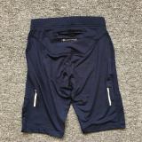 Promo Kebugaran Pria Dan Wanita Berlari Cepat Kering Kebugaran Celana Yoga Celana Ketat Ms0101 Tiga Celana Biru Tua Other Terbaru