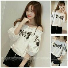 Rp 46.900. Kedai baju blouse wanita murah berkualitas / blouse murah / blouse ...