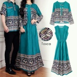 Harga Kedai Baju Baju Batik Batik Pasangan Batik Couple Eva 3In1 Tosca Original