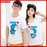 Katalog Kedai Baju Baju Pasangan Baju Couple T Shirt Doraemon Kedai Baju Terbaru
