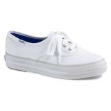 Diskon Keds Sepatu Wanita Kdz Wf49946 White 5