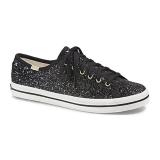 Spesifikasi Keds Sepatu Wanita Kdz Wf57751 Kickstart Ks Glitter Black 5 Yg Baik