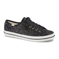 Toko Keds Sepatu Wanita Kdz Wf57751 Kickstart Ks Glitter Black 5 Terdekat