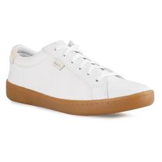 Diskon Besarkeds Sepatu Wanita Wh57428 Ace Leather White Gum 5