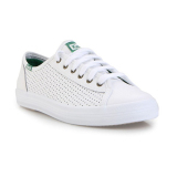 Harga Keds Women Shoes Wh56633 White Green 5 Termurah