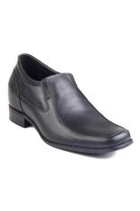 Keeve Shoes Peninggi Badan Formal 024 Hitam Murah