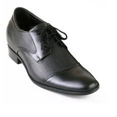 Harga Keeve Shoes Peninggi Badan Formal 058 Hitam Original